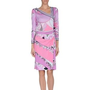 Emilio Pucci Pink Dress